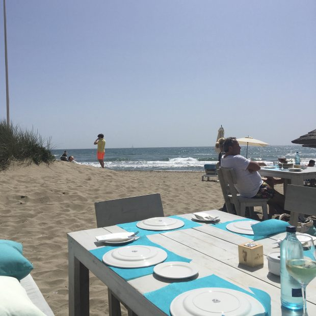 Easter on the Beach
